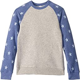 Eco Oatmeal/Pacific Blue Stars