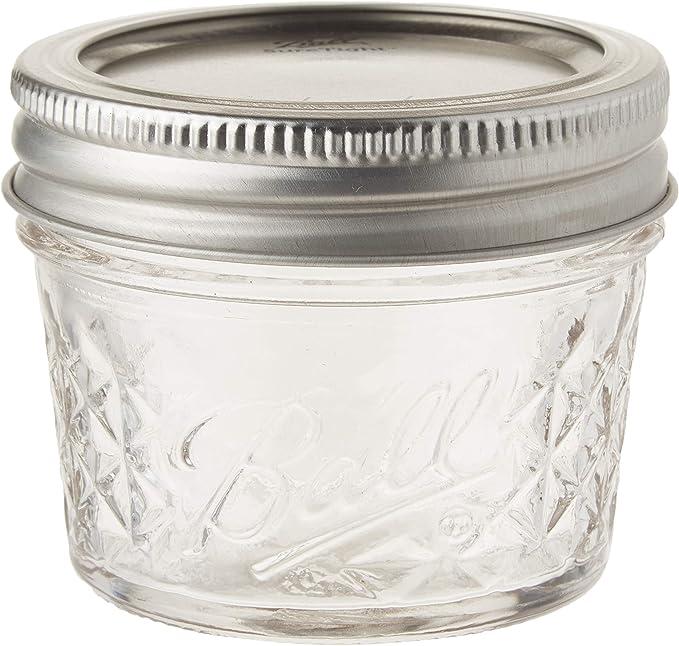 tarros de vidrio de 252 ml con tapa 12 tarros de mermelada tarros con etiquetas tarros de almacenamiento sellados cepillo de limpieza y bol/ígrafo de pizarra blanca