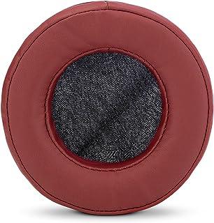 BRAINWAVZ Round Memory Foam Earpads - Suitable for Many Other Large Over The Ear Headphones - Sennheiser, AKG, HifiMan, AT...