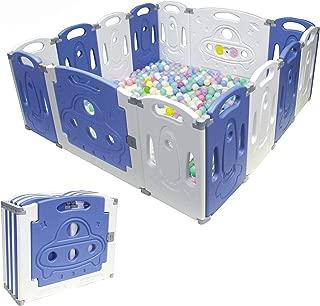 Parque infantil plegable para bebés Bolígrafo plegable