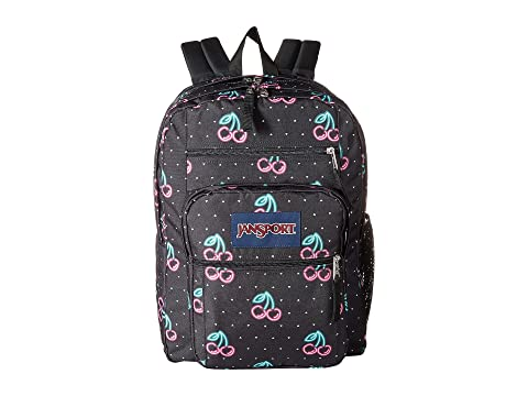 Neon Big Student JanSport Cherries JanSport Big xqIwfnCYHE