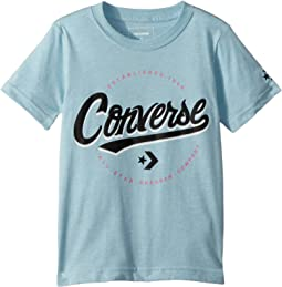 Converse Kids Script Lock Up Tee (Toddler/Little Kids)