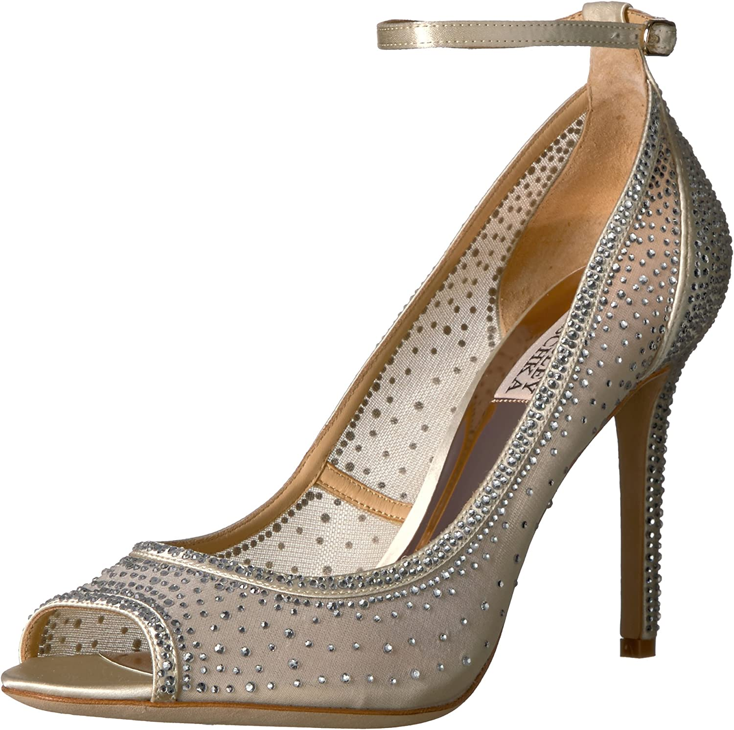 Badgley Mischka Womens Weylin Pump