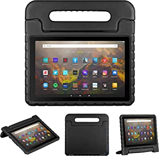 Fire HD 10 Tablet Case with Handle (11th Gen, 2021 Release, Fire HD 10 Plus 2021 Case for Kids, Kids-Proof Cover Kids Case...