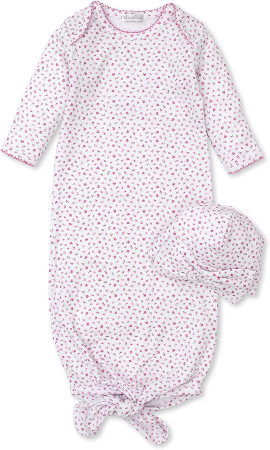 Kissy Kissy Baby-Girls Infant Darling Dancers Sack With Hat