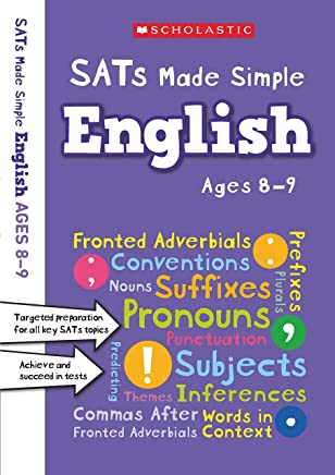 English Ages 8-9 (SATs Made Simple)