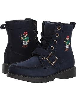 Polo Ralph Lauren Kids Lace Up Boots +