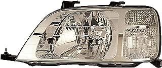 Dorman 1590738 Driver Side Headlight Assembly For Select Honda Models