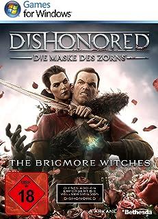 Dishonored - The Brigmore Witches (Add-On) (Code In The Box) [Importación Alemana]: Amazon.es: Videojuegos
