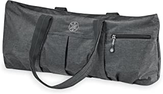 gaiam All Day Bolsa para Esterilla de Yoga, Color Gris