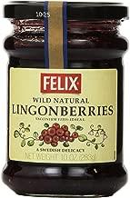Felix Lingonberry Wild 10oz Jar