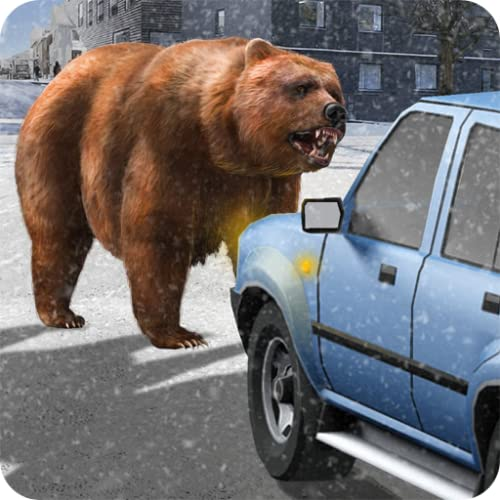 Russian Bear Simulator Winter