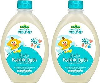 Sesame Street Nourishing Naturals Bubble Bath 16 oz 2 Pack