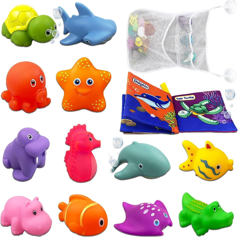 Casloyal Baby Bath service Toys Bathtub trend rank Squirt Animals