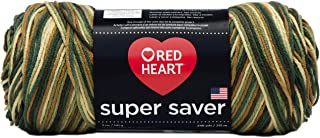Red Heart Super Saver Yarn-Woodsy