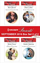 Harlequin Presents September 2016 - Box Set 2 of 2: An Anthology