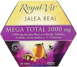 comprar comparacion Dietisa - Royal-Vit - Jalea Real - Mega Total 2000 mg