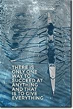 Introspective Chameleon Rowing Motivational Poster 10