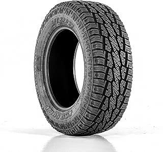 Pro Comp Tires 43512520 Pro Comp Sport All Terrain Tire Size 35x12.50R20LT Sidewall Black Letters Max Load 3195 Load Range E Tread Depth 16.6/32 All Terrain Pro Comp Sport All Terrain Tire
