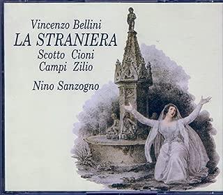 Bellini - La Straniera / Caballé, Cossoto