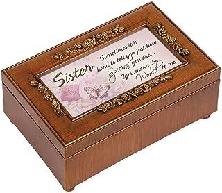 Petite Rose Sister Music Box