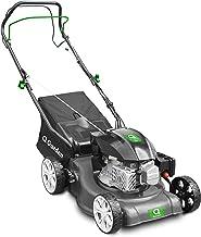 Q Garden QG40-145SP Self Propelled 4 Wheel Petrol Lawnmower with 7 Cutting Heights, Small To Medium Lawns, 40cm Cutting Wi...