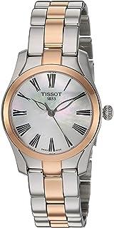 Tissot T-Wave Two-Tone Steel Swiss Quartz Women's WatchT1122102211301
