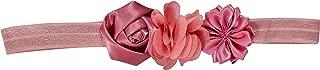 ES Kids Flower Headband - dusty pink, Dusty Pink