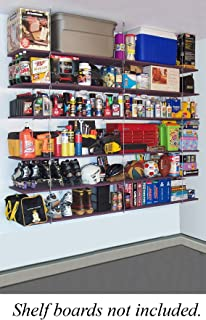 Quick - Shelf Hangers Six Shelf 16