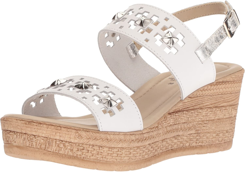 Spring Step Womens Malhun Wedge Sandal