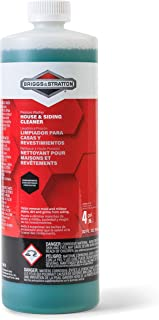 Briggs & Stratton 6833 House and Siding Pressure Washer Concentrate, 32 oz