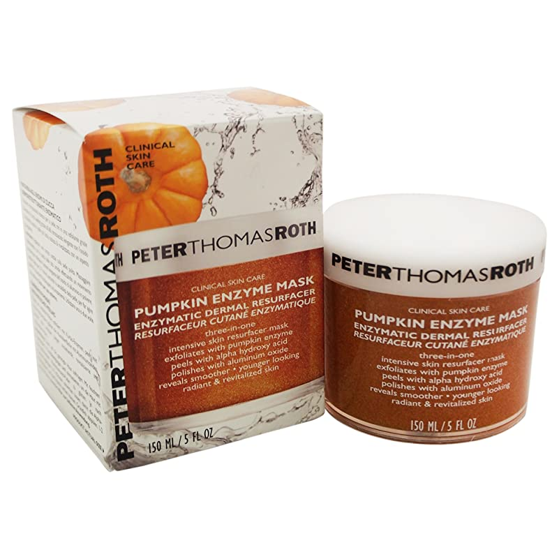 表面的ないじめっ子セーターPeter Thomas Roth Pumpkin Enzyme Mask (並行輸入品) [並行輸入品]