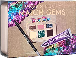 Urban Decay Stoned Vibes Major Gems Makeup Gift Set - Includes Stoned Vibes Mini Eyeshadow Palette, 24/7 Glide-On Eye Penc...