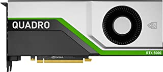 HP NVIDIA Quadro RTX 5000 16GB (4) DP+USBc - Tarjeta gráfica