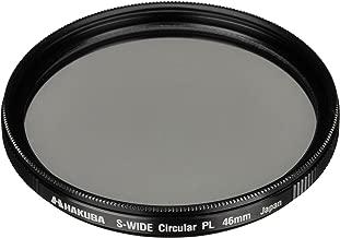 HAKUBA 46mm PLフィルター Sワイド サーキュラーPL 色彩強調・反射光抑制 CF-SWCP46