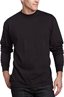 MJ Soffe Men's Long-Sleeve Cotton T-Shirt