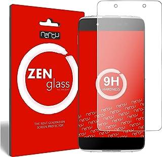 ZenGlass nandu I flexibel glasfilm kompatibel med Alcatel Idol 4 I skärmskydd 9H