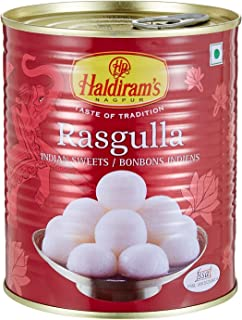Diwali Sweets - Haldirams Rasgulla, 1kg - Styledivahub …