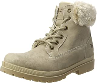 Ladies Ankle Boot Beige