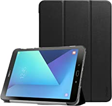 ProCase Galaxy Tab S3 9.7 Case, Slim Light Smart Cover Stand Hard Shell Case for Galaxy Tab S3 9.7-Inch Tablet SM-T820 T825 (Black)