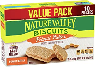 Nature Valley Biscuits With Peanut Butter 13.5 oz