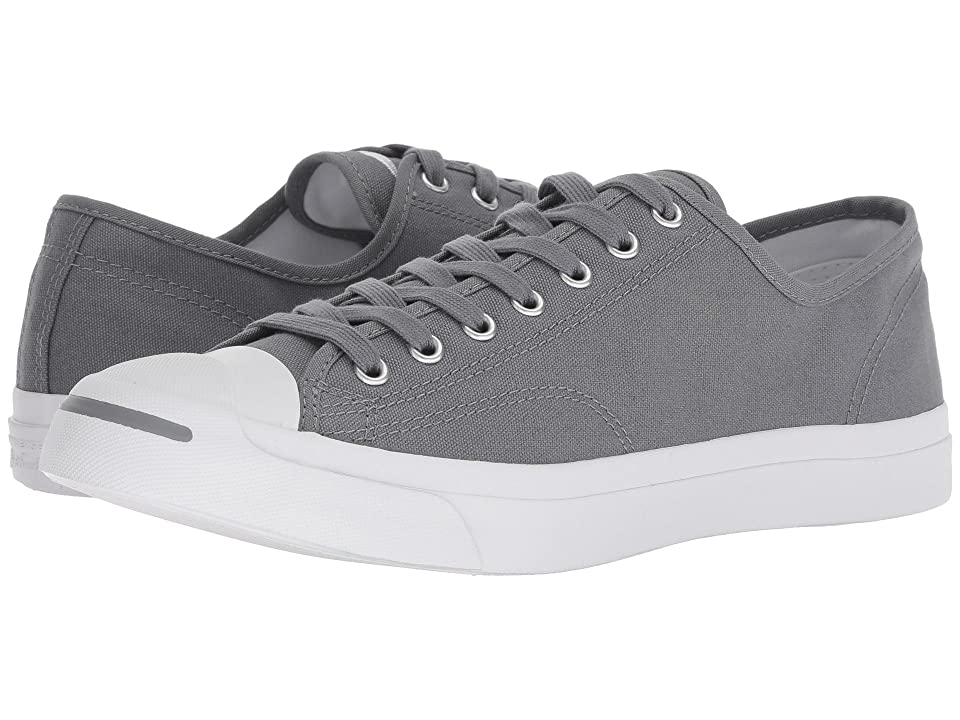 Converse Jack Purcell Campus Colors Ox (Cool Grey/White) Shoes