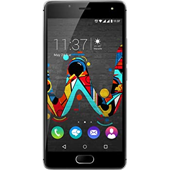 Wiko Ufeel 16GB 4G Negro, Marrón: Amazon.es: Electrónica