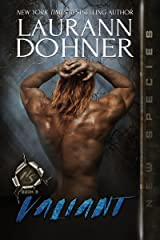 Valiant (New Species Book 3) Kindle Edition