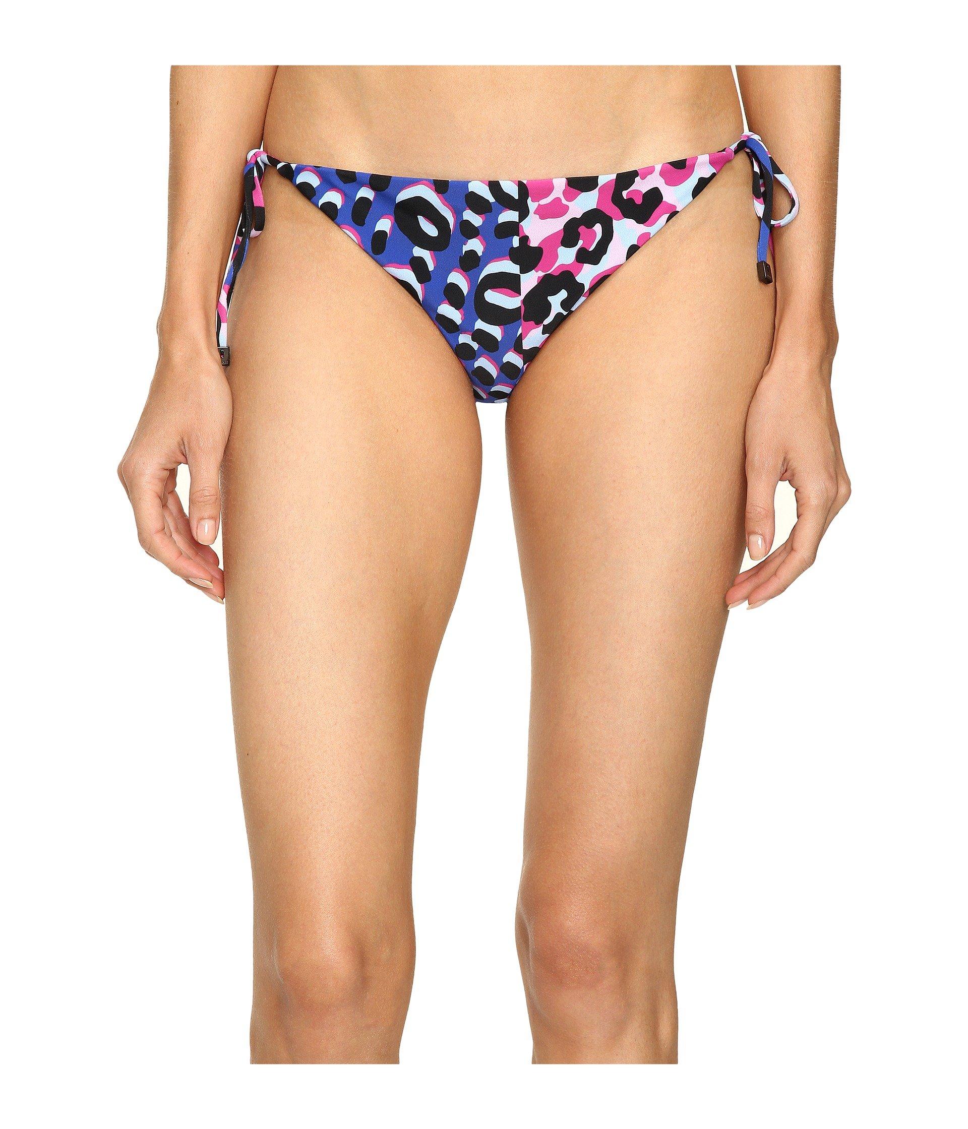 Bikini para Mujer Versace Animalier Tie Bikini Bottom  + Versace en VeoyCompro.net