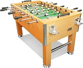 harvard wood foosball table