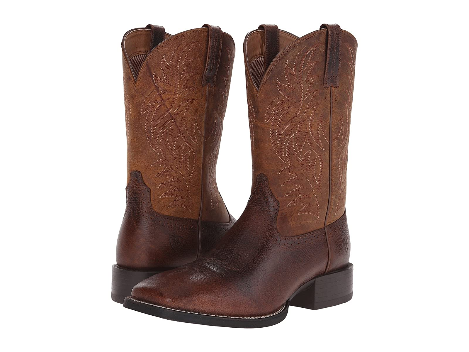 Ariat Sport Western Wide Square ToeSelling fashionable and eye-catching shoes
