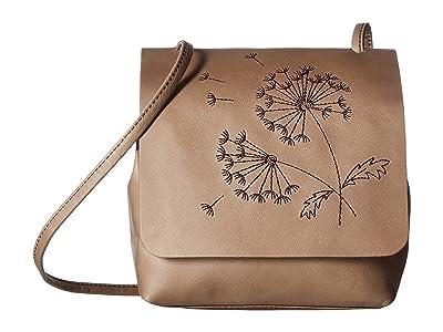 Hobo Billow (Cobblestone) Cross Body Handbags
