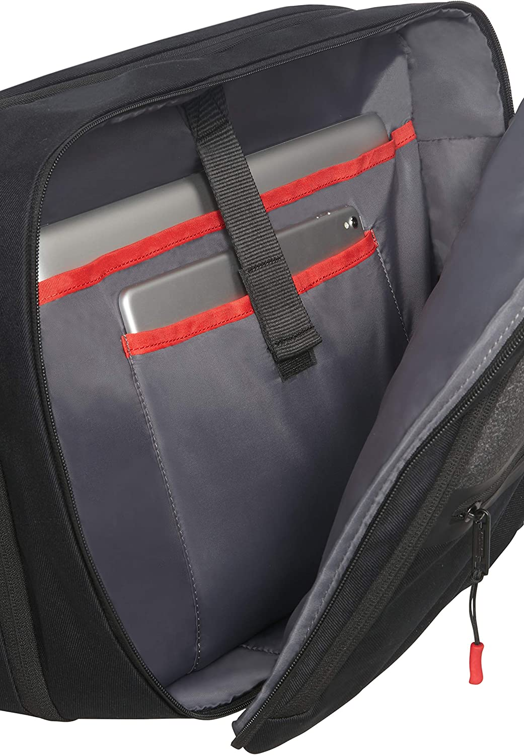 American Tourister City Aim Bagage Cabine 44 Centimeters 32.5 Gris Anthracite Grey
