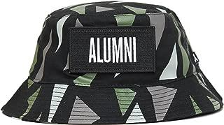 Tha Alumni Men's Elite Camo Logo Bucket Hat